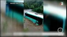 La Martinique sous les eaux à cause de la tempête Dorian