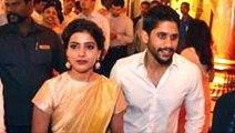 Samantha and Naga Chaitanya Marriage Event(Telugu)