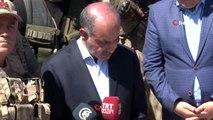 Emniyet Genel Müdürü Aktaş ve Mardin Valisi Yaman'dan 'Kıran 2 Operasyonu' açıklaması