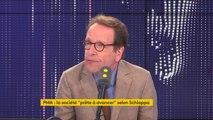 """PMA : """"Il y aura une liberté de vote au sein du groupe de LREM mais la réforme sera adoptée"""", assure Gilles Le Gendre"""