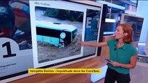 Martinique : les images des dégâts de la tempête Dorian