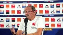 Brunel «Guirado reste notre leader» - Rugby - Bleus