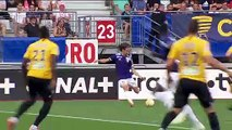 Résumé ASNL-ACA (1-0) - Coupe de la Ligue BKT 2019-2020