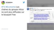 Pourquoi Free a coupé les chaînes du groupe Altice, dont BFM TV