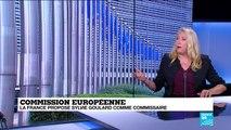 Emmanuel Macron propose l'ex-ministre Sylvie Goulard comme commissaire européenne
