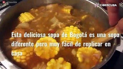 Gastronomía de Colombia: Ajiaco y changua