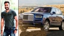 Ajay Devgn Buys Rolls Royce Cullinan Worth Rs 6.95 Cr