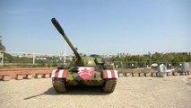 Belgrado, un carro armato davanti allo stadio Marakanà riaccende odi mai sopiti