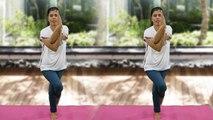 Garudasana Yoga करने से दूर होगा तनाव | YOGA for Depression | Boldsky
