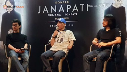 Janapati Siap Gelar Konser Orchestra Perdana 30 Agustus 2019