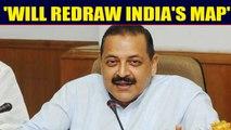 As Pak mulls anti-India measures, Jitendra Singh says redraw map