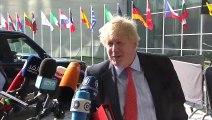 Johnson niega que la suspensión del Parlamento tenga que ver con el Brexit