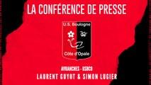 [NATIONAL] J5 Conférence de presse avant match Avranches - USBCO