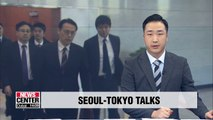 Working-level officials of Seoul-Tokyo to discuss ongoing trade and historical dispute at their regular meeting on Thursday