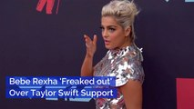Bebe Rexha's MTV Shock