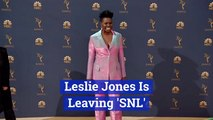 SNL Loses Leslie Jones