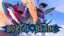 Boreal Blade - Trailer d'annonce