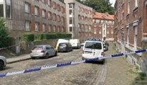 Un décès quartier Sainte-Walburge à Liège
