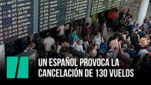 Un español provoca la cancelación de 130 vuelos en Múnich