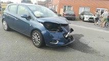 Estaimbourg : violent accident dans la rue de Luna