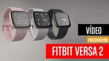 Fitbit Versa 2 con Alexa integrado
