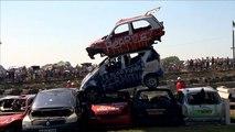 Championnat de sauts en voitures au Royaume-Uni