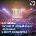 Poitiers: Le projet de la salle Arena Futuroscope se dévoile