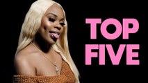 Queen Key ranks her Top 5 qualities in a man