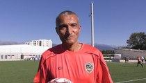 """Karim Djellal (FC Seyssins) : """"important d'avoir de l'exigence dès le départ"""""""