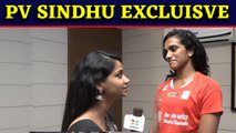 PV Sindhu Exclusive Interview: Sindhu aims for great performance in Tokyo Olympics | Oneindia News