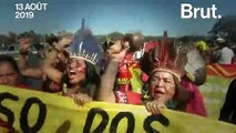 """""""Notre territoire, c'est notre vie"""": le combat de femmes autochtones pour protéger leur habitat"""