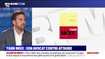 """L'avocat de Yann Moix assure que l'écrivain """"n'a pas reconnu avoir écrit des textes antisémites"""" mais les a """"endossés"""""""