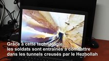 Des soldats israéliens s'entraînent au combat dans des tunnels avec la réalité virtuelle