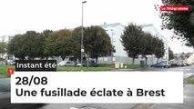 L'Instant été du mercredi 29 août 2019. Une fusillade éclate à Brest
