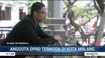 Gagah Soeryo, Anggota DPRD Termuda di Kota Malang