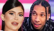 Kylie Jenner & Tyga Party Together After Performance