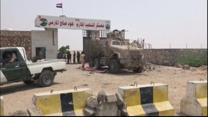 Yemen government forces 'impose full control over Aden': minister