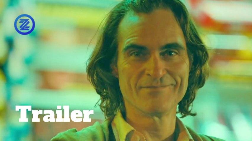 Joker Trailer #1 (2019) Robert De Niro, Joaquin Phoenix Thriller Movie HD