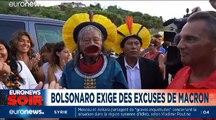 Euronews Soir : l'actualité du mardi 27 août 2019