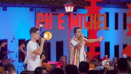 PH e Michel - Morro De Saudade / Coração