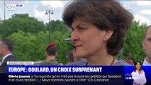 Commission européenne: Sylvie Goulard désignée candidate de la France