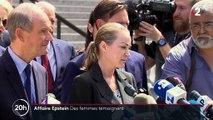 Affaire Epstein : 16 femmes témoignent publiquement au tribunal
