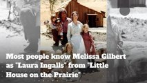 'Little House on the Prairie': Melissa Gilbert - This is Her Son Michael