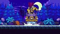 Shovel Knight  Dig - Tráiler