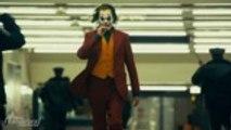 Joaquin Phoenix's 'Joker' Is Getting a Closer Look in New Trailer | THR News