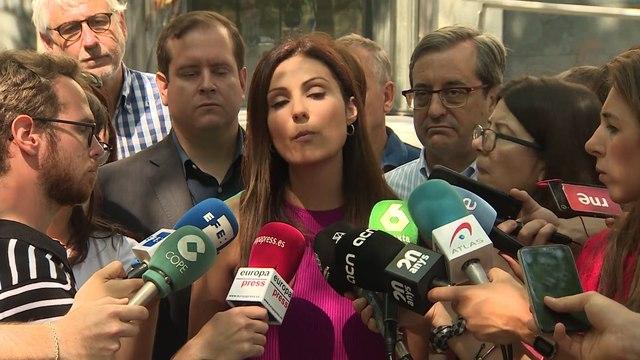 """Ciudadanos avisa a Torra: no apoyarán unos Presupuestos """"dedicados a la independencia"""""""
