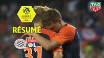 Montpellier Hérault SC - Olympique Lyonnais (1-0)  - Résumé - (MHSC-OL) / 2019-20