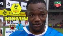 Interview de fin de match : OGC Nice - Olympique de Marseille (1-2)  - Résumé - (OGCN-OM) / 2019-20