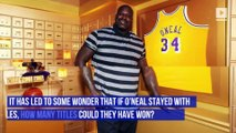 Kobe Bryant and Shaq Are Still Trash Talking One Another