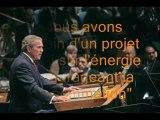 Parodie schweppes   avec George Bush